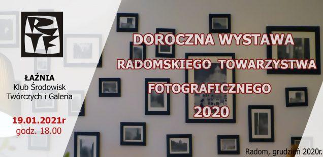 Doroczna Wystawa Radomskiego Towarzystwa Fotograficznego 2020