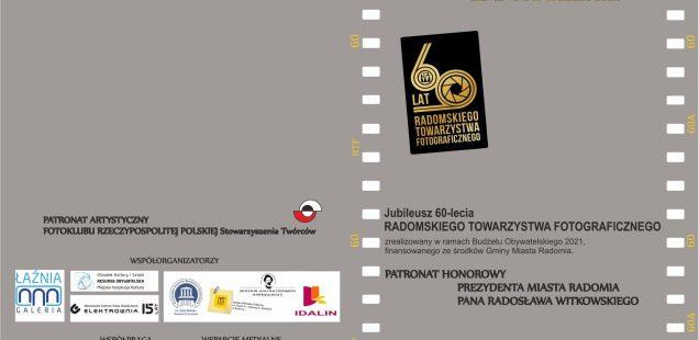 Jubileusz 60-lecia Radomskiego Towarzystwa Fotograficznego